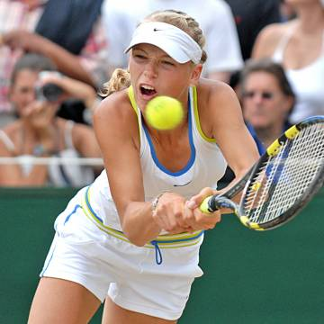 Caroline Wozniacki, a Former Top-Ranked Tennis Player, is ready to say goodbye
