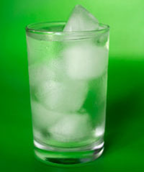 Free Ice Water at Peliit Eui Restaurant and Bar